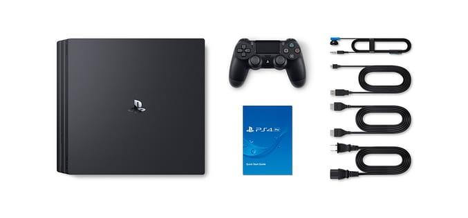 PS4 PRO x 4K HDR
