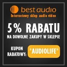PROMOCJA BEST AUDIO & AUDIO LIFESTYLE
