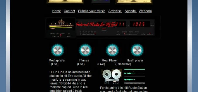 HI-ENDOWE RADIO INTERNETOWE
