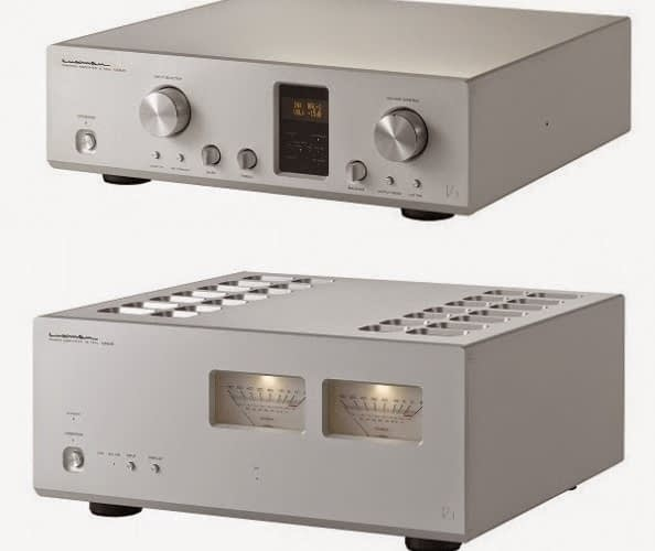 LUXMAN C-700u & M-700u