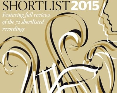 THE GRAMOPHONE AWARDS 2013