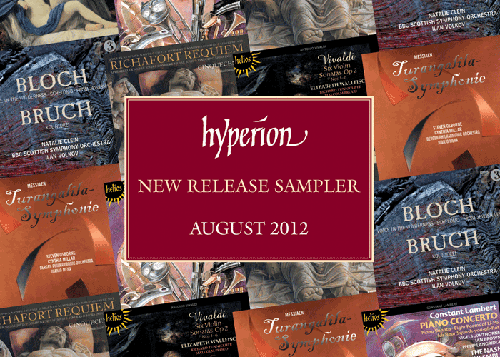 HYPERION AUGUST 2012