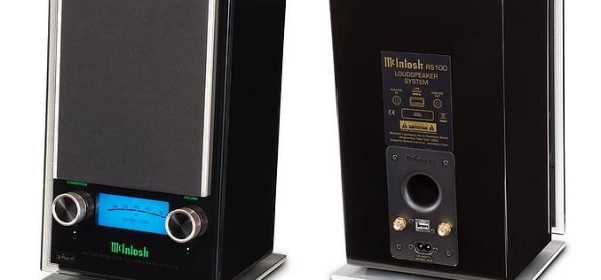 McINTOSH MX122, MB50 & RS100