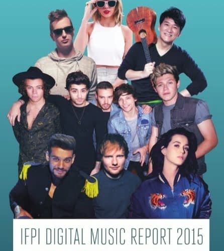 IFPI DIGITAL MUSIC REPORT 2015