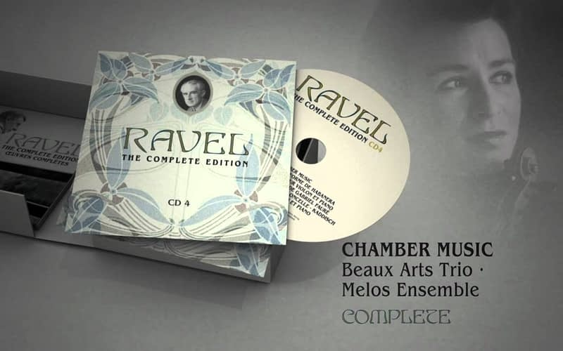 COMPLETE RAVEL EDITION