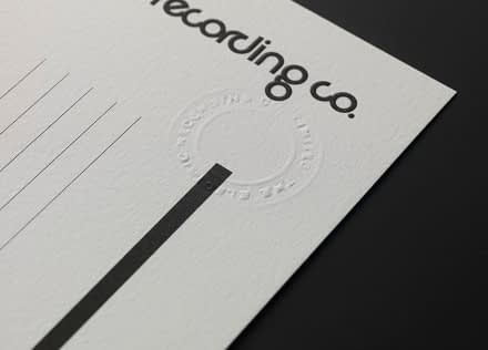 THE ELECTRIC RECORDING COMPANY