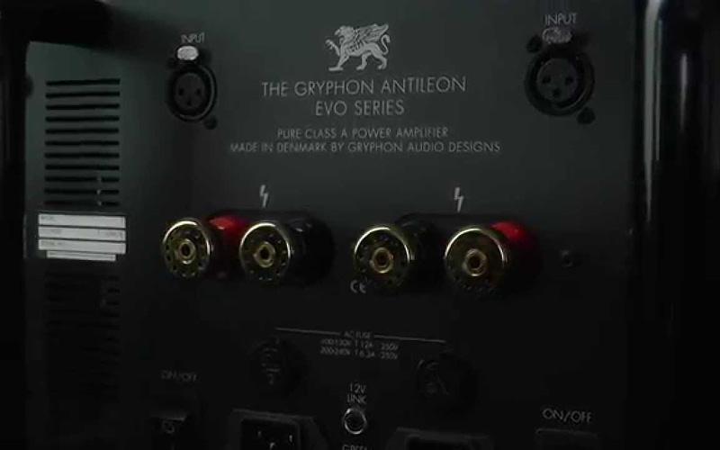 GRYPHON ANTILEON EVO