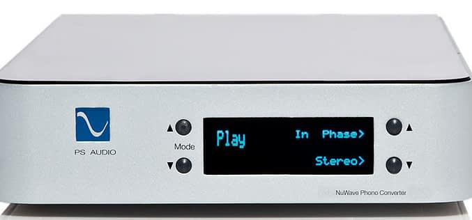 PS AUDIO NUWAVE PHONO CONVERTER