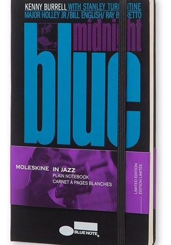 MOLESKINE x BLUE NOTE