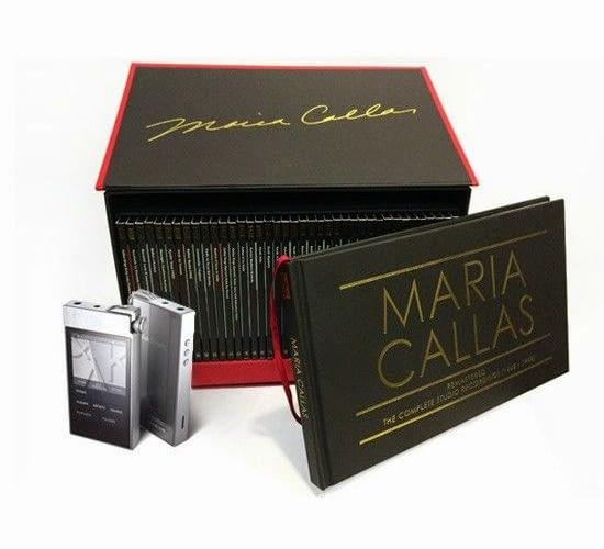 MARIA CALLAS NA KARTACH SD