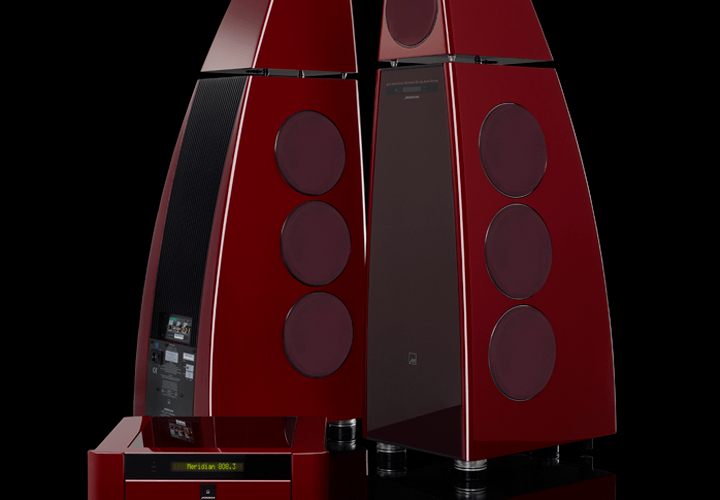 MERIDIAN 40TH ANNIVERSARY SYSTEM