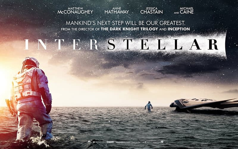 THE SOUND OF INTERSTELLAR